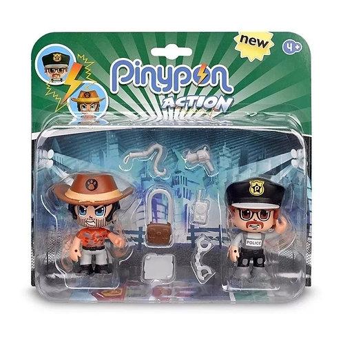 PinyPon Action - Policia y Ladron