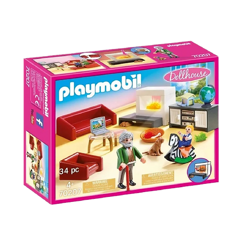Playmobil - Living del Abuelo