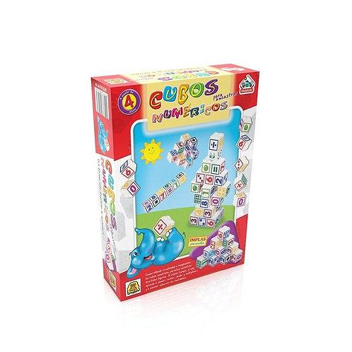 Implas - Cubos Alfabeticos