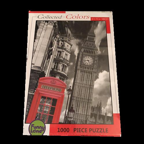 Rompecabezas - 1000 Londres