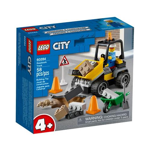 Lego City - Tractor de Construccion