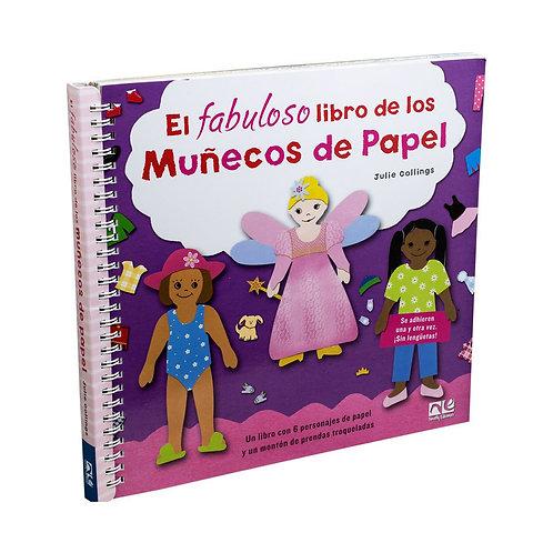 El Fabuloso Libro de los Muñecos de Papel