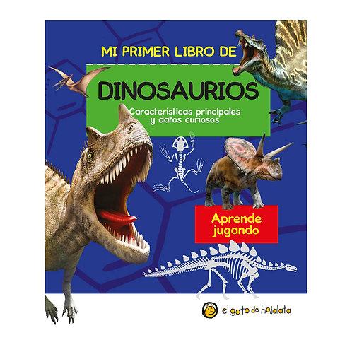 El Gato de Hojalata - Mi primer Libro de Dinosaurios