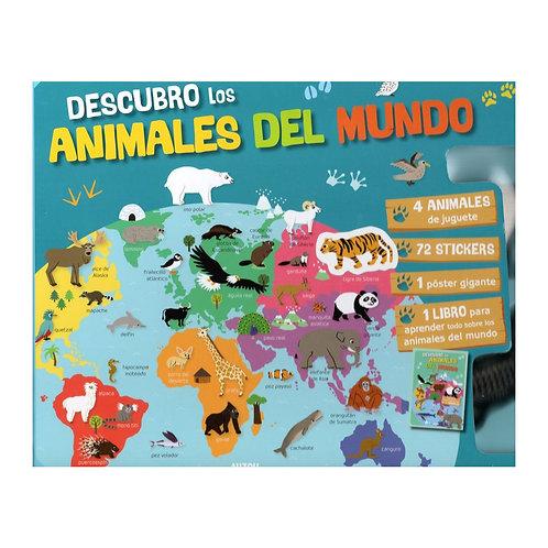 Descubro Animales del Mundo