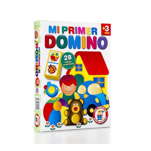 Don Rastrillo Ruibal - Mi Primer Domino