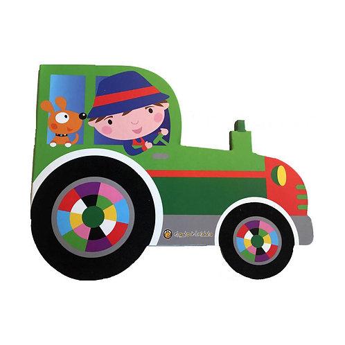 El Gato de Hojalata - Tractor Verde