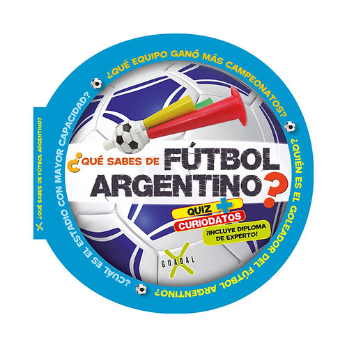 ¿Que sabes de Futbol Argentino?