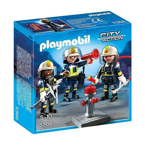 Playmobil City Action - Escuadrón de Rescate