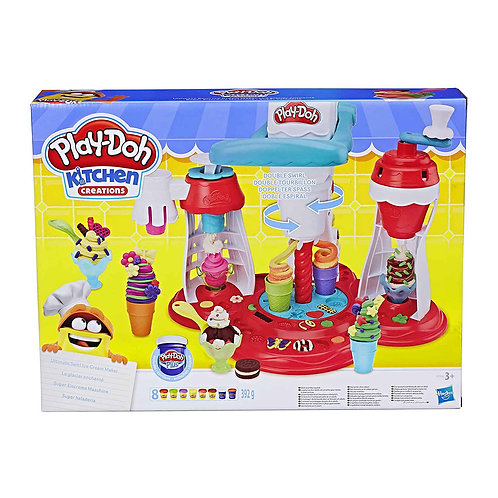 Play Doh - Kitchen Creations Heladeria