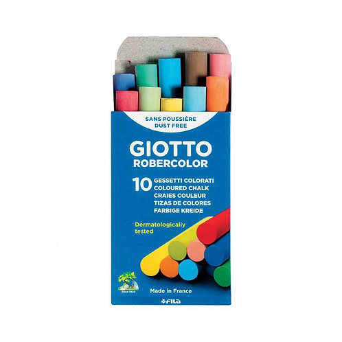 Giotto Robercolor - Tizas Color Pack x 10