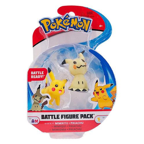 Pokemon - Figuras x2. Modelos Surtidos