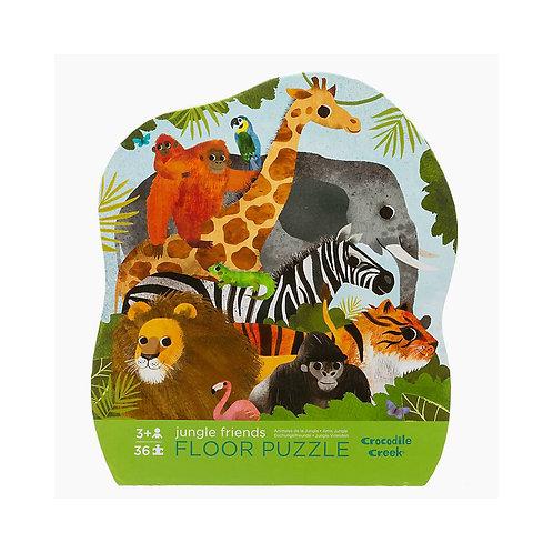 Crocodrile Creek - Jungle Friends x36