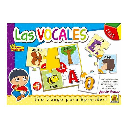 Implas - Las Vocales