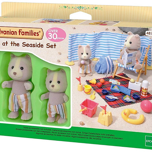 Sylvanian Families -Day at the Seaside