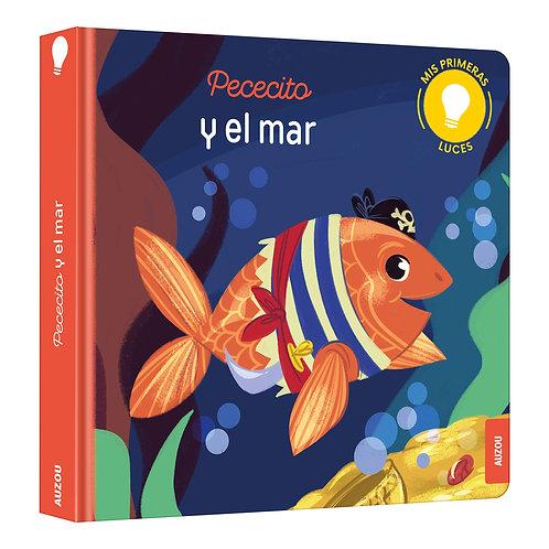 Libro con Luz Pececito y el Mar
