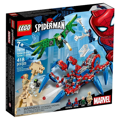 Lego Spiderman - 76114