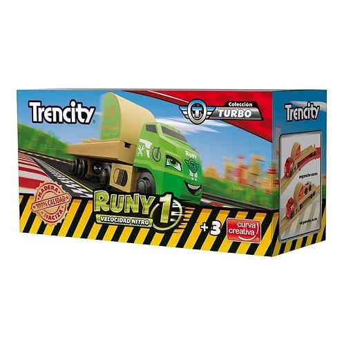 Trencity - Runy 1