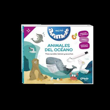 Animales del Océano o del Bosque. Actividades y Sonidos