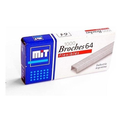 Broches 64 Flexibles- MIT
