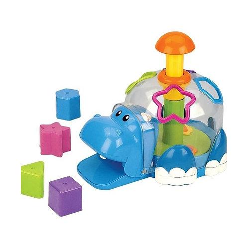 Ok Baby - Hipopotamo con Encastre