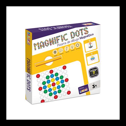 Magnific Dots - Pizarra de Dibujo Magnetico