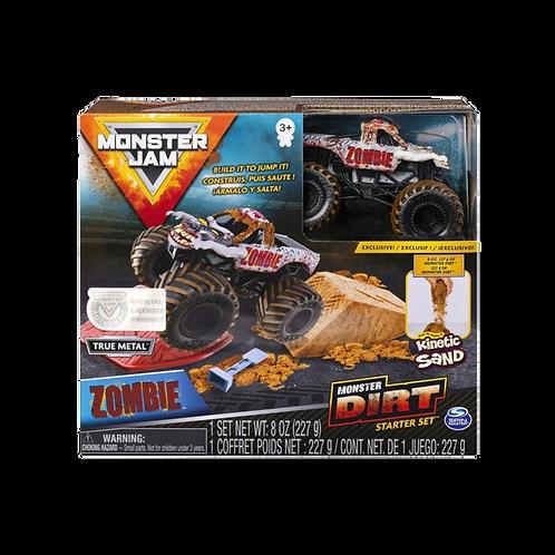 Monster Jam - Zombie Monster Dirt