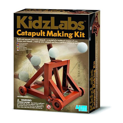 KidzLabs - Kit Catapulta