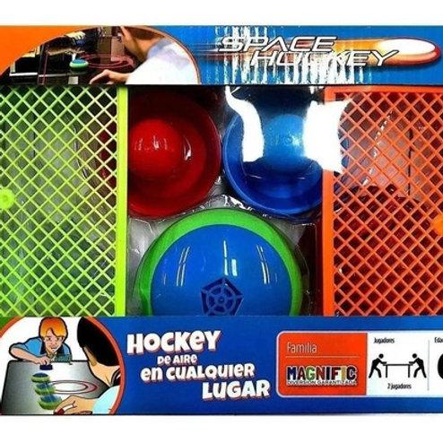 Space Hockey - Tejo en cualquier lugar
