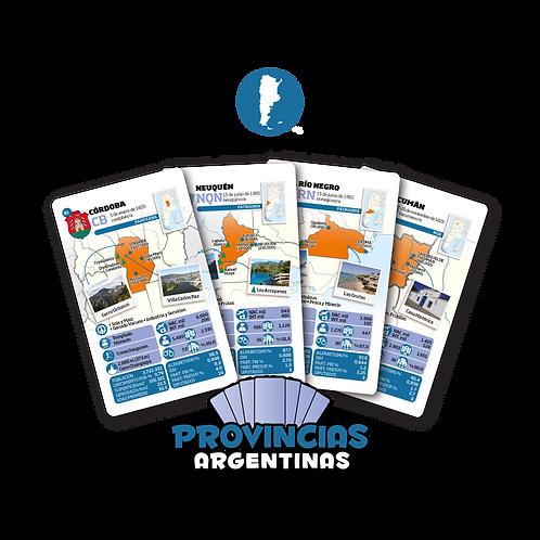 Luminias - Provincias Argentinas