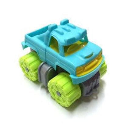 Duravit - Camioneta 4X4 Mediana
