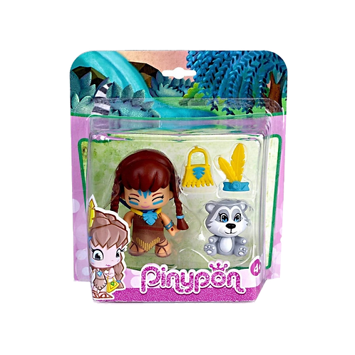 Pinypon -Pocahontas