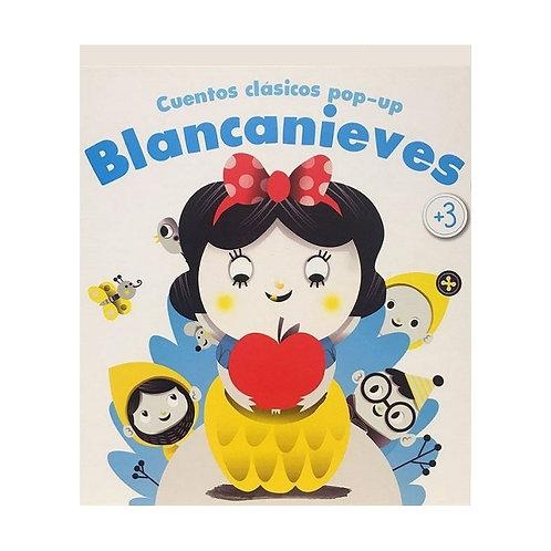 Libro Blancanieves Pop - Up