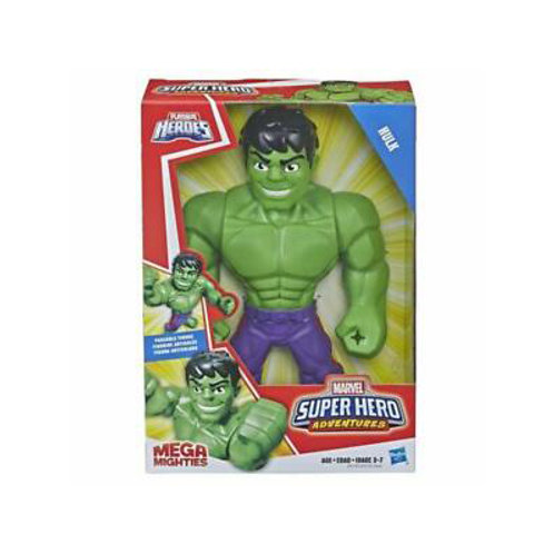 Hulk - Mega Mighties