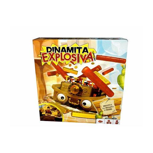 Dinamita Explosiva