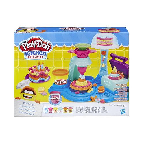 Play Doh - Fabrica de Pasteles