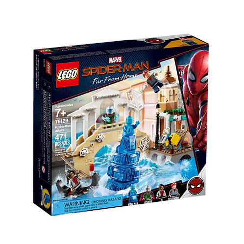 Lego - Spiderman Far From Home