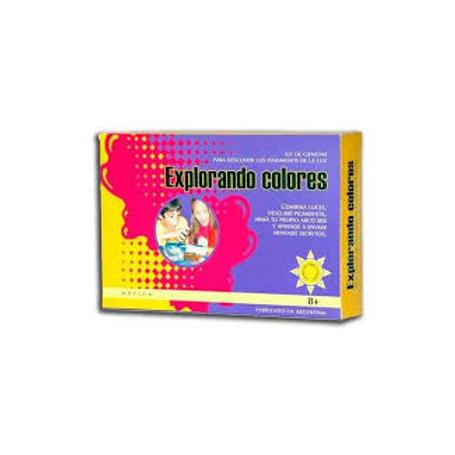 Explorando Colores