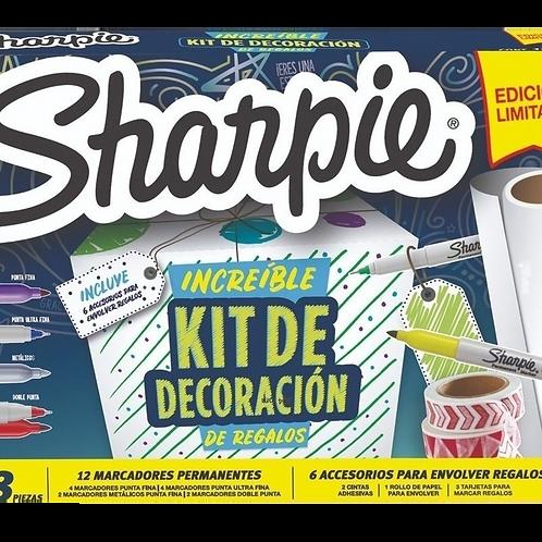 Sharpie - Kit de Decoracion de Regalos