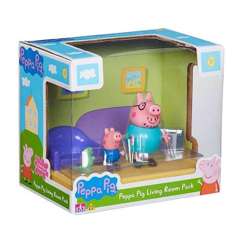 Peppa Pig - Sala de Estar
