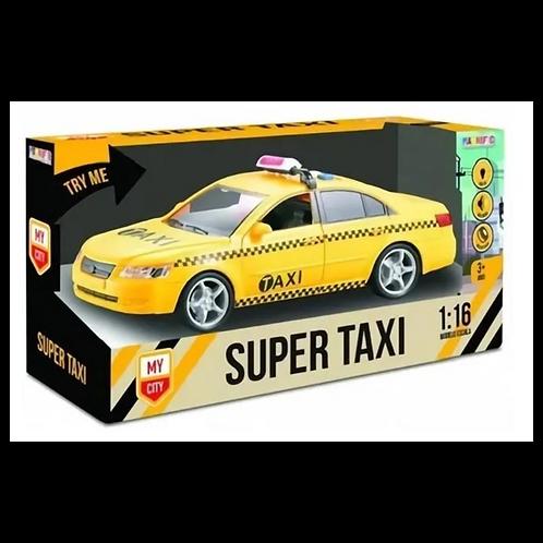 Super Taxi c/Luz y Sonido