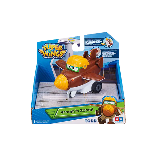 Super Wings - Todd - Pull Back