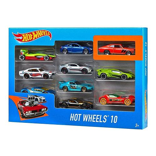 Hot Wheels - x10