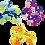 Thumbnail: Fidget Toys - Tangle Varios Modelos
