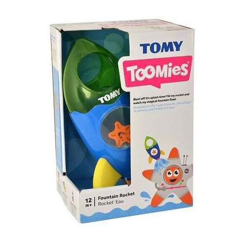Tomy - Cohete Fuente de Agua