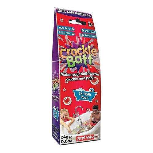 Crackle baff - Chispas para la Bañadera!