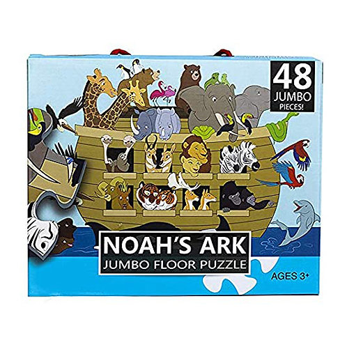 Rompecabezas Jumbo - Arca de Noe