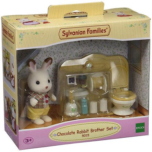 Sylvanian Families - Chocolate Rabbit Brother Set