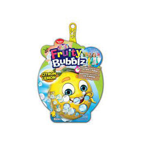 Fruity Bubblz - Burbujas Frutales Varios Sabores