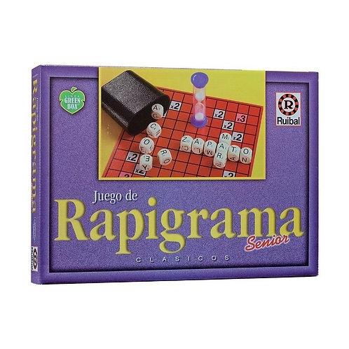 Rapigrama - Ruibal