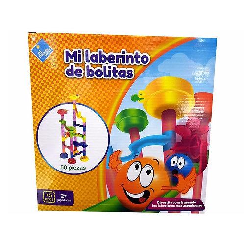 Mi Laberinto de Bolita - 50 piezas